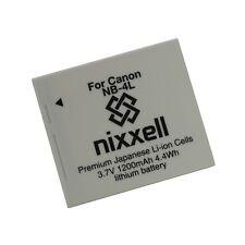 NX-NB4L WT Battery for Canon NB-4L, CB-2LV, PowerShot SD40, SD30, SD200, SD300,
