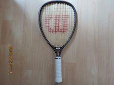 """Wilson Racquetball Racquet,Sharp Shooter, Mid Size, 3&15/16 """" Grip Size"""