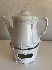 Tirschenreuth Baronesse Denise --- 1 Teekanne mit Stövchen