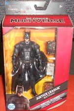 BATMAN  - DC MULTIVERSE JUSTICE LEAGUE 6 INCH ACTION FIGURE - WITH MOTHER BOXES