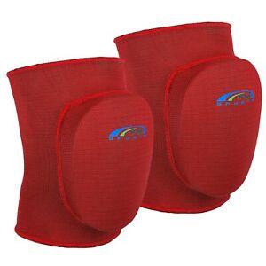 karting knee Pads for all In-door Out-door Motorsports Protector Activity Red