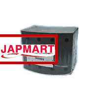 For Mitsubishi Fm557 1991-95 Front Brake Lining Set 3005jmg3