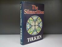The Silmarillion JRR Tolkien 1977 1st Edition ID882