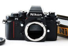 [ TOP MINT! ] Nikon F3 HP 35mm SLR Film Camera Black Body Only w/Strap Japan#820