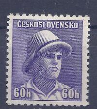 Czechoslovakia Ceskoslovensko 1945 Allied Forces Soldier of WW2 60h stamp MNH