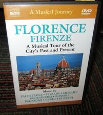 Florence Firenze: Musical Tour Of The City'S Past & Present Dvd, Tuscan Hills +