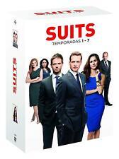 SERIE SUITS 7 TEMPORADAS COMPLETAS EN DVD NUEVO A ESTRENAR PRECINTADO
