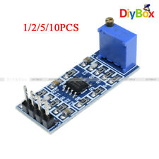 LM358 100 times gain Signal amplification amplifier Operational Module