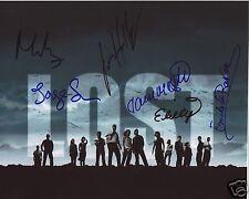 THE WALKING DEAD SEASON 3 POSTER CAST MULTI Signed Autograph PRINT 6x4