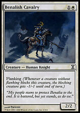 Magic MTG 4X CAVALLERIA DI BENALIA BENALISH CAVALRY TSP