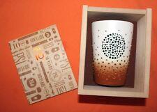 Starbucks Swarovski Pumpkin Spice Latte PSL 10th Anniversary 12oz Ceramic Mug