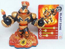 SKYLANDERS Blast Zone (Swap Force) MINI FIGURE w/ CARD