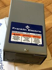 Franklin 2801034915 1/3HP Quick Disconnect Control Box 230V 60Hz NEW NIB