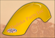 UFO Yellow Universal Rear Fender Moto-Cross 50cc-75cc-80cc (1970-1974)