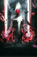 Captain Marvel # 16 Boss Logic 1 in 50 Retailer Ratio Incentive Virgin Variant