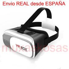 GAFAS 3D GOOGLE CARDBOARD REALIDAD VIRTUAL IOS IPHONE ANDROID VIDEO JUEGOS asm