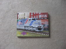 2018 MTH ELECTRIC TRAINS CATALOG VOLUME TWO MINT