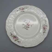 Rosenthal Sanssouci Ivory Moss Rose Dinner Plate