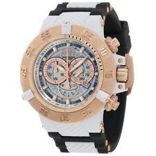 Invicta 0931 Men's Subaqua Noma III Rose Gold Bezel Chrono Watch