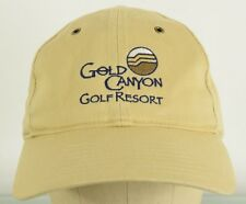 Nike Gold Canyon Colf Resort embroidered baseball hat cap adjustable