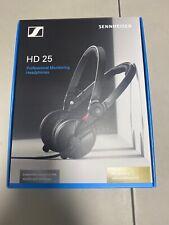 Sennheiser HD 25 PLUS Monitor Headphones New!!!