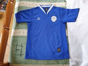 Finn Harps Football Home Jersey 2008 to 2009 Children 9 to 10 Years Old XXXS