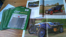 AUTO___CAR Collection .... Ed. del Prado 1999 _n.4 Fascicoli dell'elenco - vedi