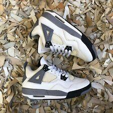 Air Jordan 4 (IV) White Cement 2011, Size UK 3 EUR 35.5 US 3.5.