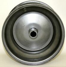 "8"" x 4 1/2"" Husqvarna Tractor Rim 3"" Hub Keyed Drive Wheel for 16x6.50-8 Tire"
