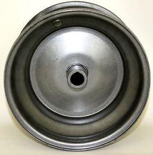 "8"" x 4 1/2"" Lawn mower Rim 3"" Hub Keyed Drive Wheel for 16x6.50-8 Tire"