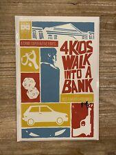 4 KIDS WALK INTO A BANK 1 RARE LARRYS LARRY/'S VARIANT NM BLACK MASK