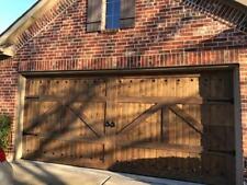 Solid Wood Quality Cedar Doors