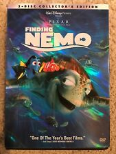Finding Nemo (Dvd, 2003, 2-Disc Set), Like New Condition, Includes Slipcover!
