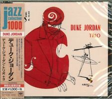 DUKE JORDAN-DUKE JORDAN TRIO-JAPAN CD Ltd/Ed B63