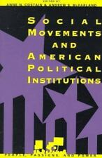 Social Movements and American Political Institutions (People, Passions, and Pow