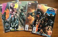 X 4 X men vs Fantastic Four 1,2,3,4,5  full set