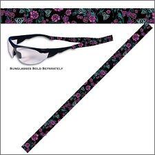 Brillenband Biker V Twin Motor Rose Rosen Band Sonnenbrille Kette Kortel