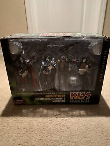 KISS CREATURES Special Limited Edition Box Set McFarlane Toys KISS FIGURES 2002