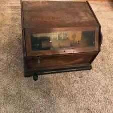 Antique Concert Roller Organ 000008D2