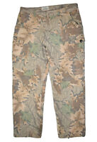 Vintage Redhead Camouflage Cargo Pants Mens L Insulated Advantage Camo Hunting