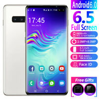 S10+ Plus 6.5'' 2+16G Unlocked Smartphone Android 9.1 Full HD Dual SIM Mobile 4G