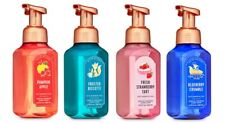 Bath & Body Works Foaming Hand Soap Set - Biscotti Pumpkin Blueberry Strawberry