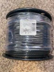 THHN Copper Wire 500 ft. 12-Gauge Stranded wire BLACK