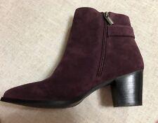 Next Purple Suede Boots 42