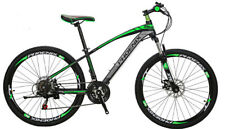 Brand New Cyber 2018 Phoenix  Black&Green 26 inch 21 SP Shimano Mountain bike