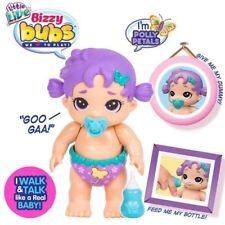 Little Live Bizzy Bubs ~ Walking Baby - Polly Petals Doll