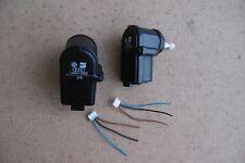 2x Stellmotor VW Golf 4 LWR Scheinwerfer MES 1J0941295B Bora, Polo 9N, 6N2