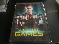 "DVD NEUF ""VIRTUAL GAMES"" Chad Michael MURRAY / de Sean OLSON"