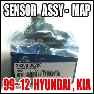 Hyundai KIA1999-2012 Genuine Pressure Map Sensor OEM 39300-38200