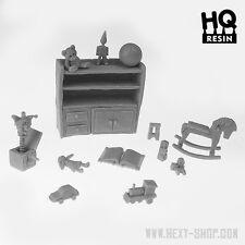 Kids Retro Toys Basing Kit - HQ Resin